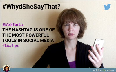 The Hashtag Is One Of The Most Powerful Tools In Social Media