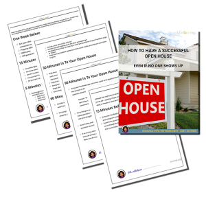 Win Every Listing War with these Open House Tactics!