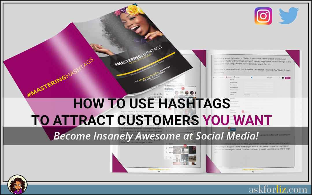 How To Attract Customers With The Right Hashtags