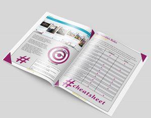 Mastering Hashtags workbook