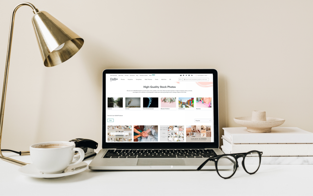 10 Free Resources To Find The Perfect Stock Photo