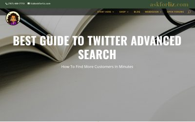 Best Guide To Twitter Advanced Search For Lead Generation